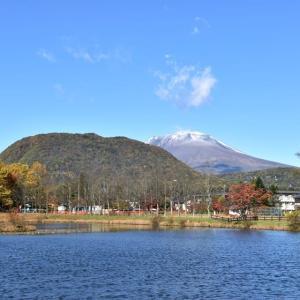 叔母の三回忌で軽井沢へ・・・紅葉が見頃!