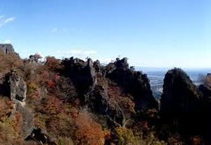妙義山・自然観察会の下見・・・