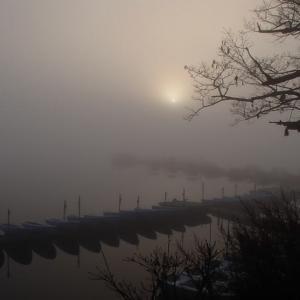 榛名湖ワカサギ釣り(3回目)