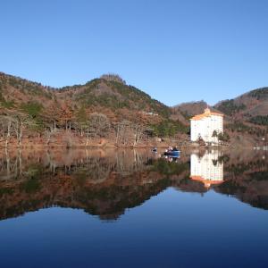 榛名湖のワカサギ釣り(4回目)