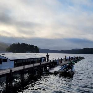 野尻湖ヒメマス釣り:小ぶりになっちゃった・・・