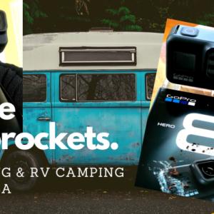 ビデオブログ The Sprockets vlog #1 | 初めてのGoPro Hero 8!アップしました