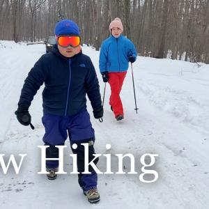 アパラチアントレイル プチ・スノーハイキング|20年ぶりに使う山道具