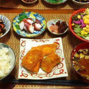 七夕の夕食