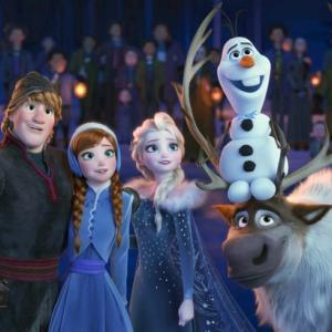 3D映画アナと雪の女王2を見てきました