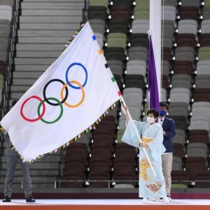 静かで熱い 17日間の終わり そしてオリンピックはパリへ   東京オリンピック