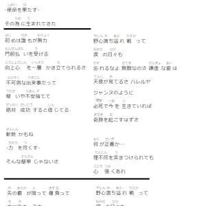 Jeanne d'Arc〜聖女の微笑み〜ポップスアルバムyou are youより塩野雅さん