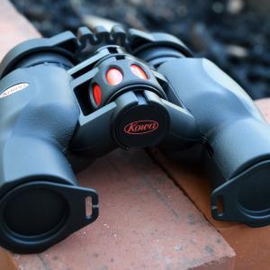 バードウォッチング用に双眼鏡を購入 Kowa YF8-30
