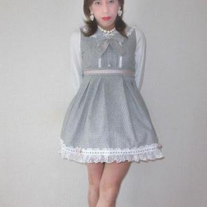 女装子の・・・ドレスが着たい~!
