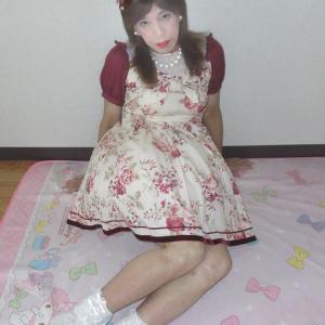 女装子の・・・ぴえんヶ丘どすこい之助~!