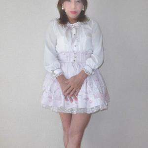 女装子の・・・生存報告~!