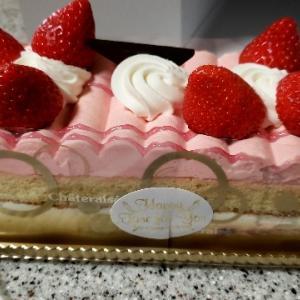 ケーキにハマっちょる?