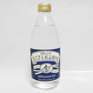 【清涼飲料】奥会津天然炭酸の水