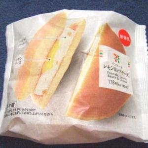 セブンアンドアイ(十勝大福本舗)「パンケーキ レモン&レアチーズ」を食す