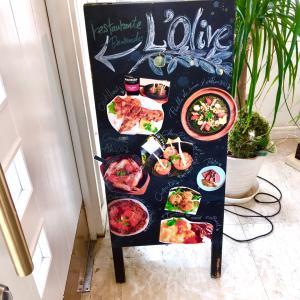 今日のランチ☆「L'Olive(ラ・オリーヴ)」のプレートランチ