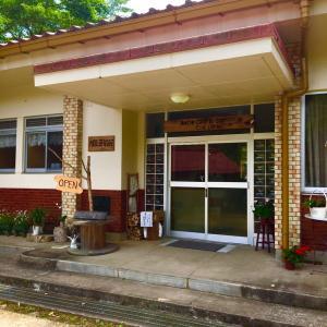 今日のランチ♪川登芸術村 Cafe Dörfer(カフェ デルファ)