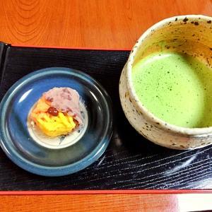 松江「清松庵たちばな」の美味しい和菓子でお茶♪