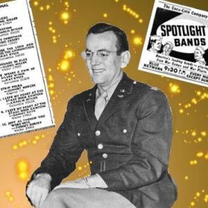 正式任官:グレン・ミラー大尉(1942年12月上旬)