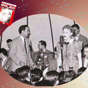 DB誌(1940年9月15日号)グレン・ミラー特集ページ