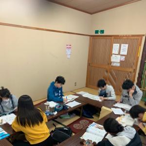 学年末テスト対策講座利府編