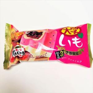 【レビュー】絶対に食べるべき冬アイス!冬の味覚が詰まった!丸永製菓 あいすまんじゅう大学いも