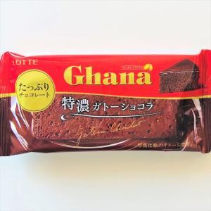 【レビュー】見つけて即買いした!半生の食感が神ってる!ロッテ ガーナ 濃厚ガトーショコラ
