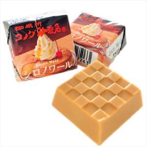 【セブン限定】コメダ珈琲店シロノワールのチロル登場!濃厚チョコとメープルシロップの超甘いチロル!