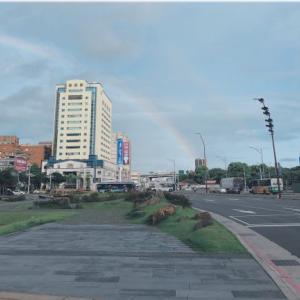 【プライベート】in 台湾★虹が二重♪すこしスピリチュアルな旅