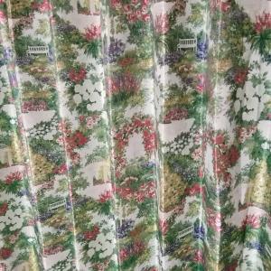 華やかでラグジュアリーなカーテンは男性もお好き?
