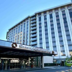 シェラトン都ホテルでgotoアフタヌーンティー