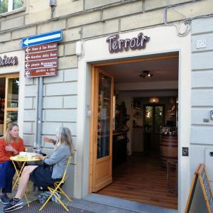 チーズが好きな方必見のニュースポット@Firenze