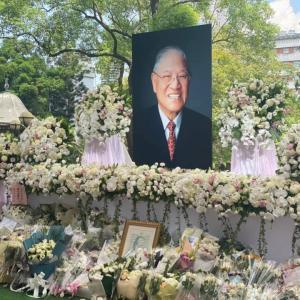 台湾の「父の日(父親説)」