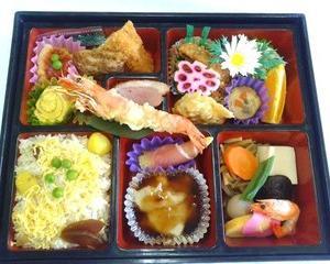 2160円松花堂弁当(箱弁当)