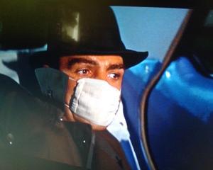 007は二度死ぬ ジェームス・ボンドもマスクしてた