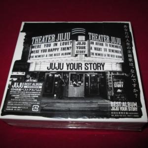 JUJUのベストアルバムを購入