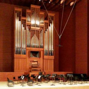 アマチュアオーケストラのコンサート
