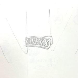 オーダーメイドリング「MMXX」製作工程その1