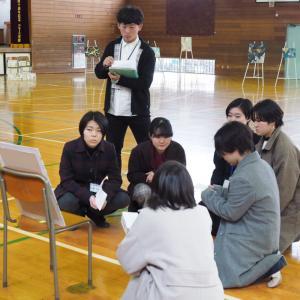 2/14 ふじみ野市立勝瀬中学校
