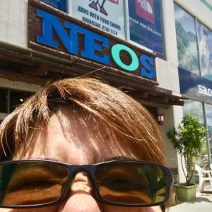 沖縄の老舗アウトドアショップ!NEOS!