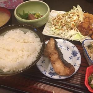 日替わり定食 / 芝浦割烹『い奈本』その8@田町