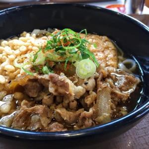 ロカボ牛麺 / すき家