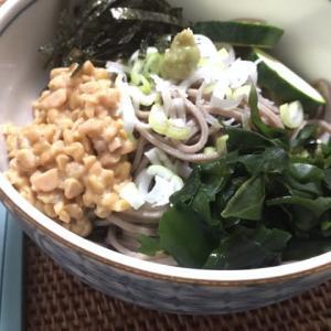 味川柳 噛んで味わう「太切りそば」 / しげの製麺