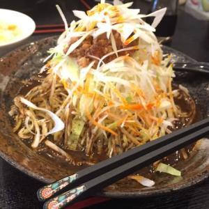 黒坦々冷麺 / 中華料理「華龍」@蘇我