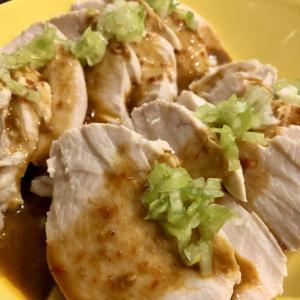 最高の30分鶏胸肉、イナダシュンスケ氏レシピ
