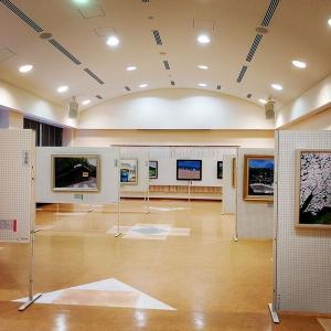 「志賀町を描く美術展」富来展開催中。