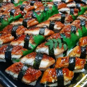 トギストアの鰻寿司