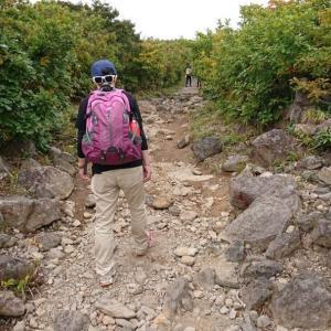 栗駒山に行って来ました