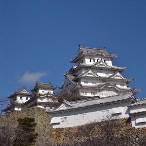 姫路城へ…