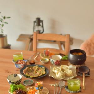 韓国料理なおひるごはん 。