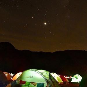 立山登山キャンプ☆